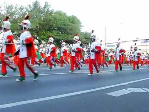 FAMU Marching 100 - 2011 FAMU Homecoming Parade