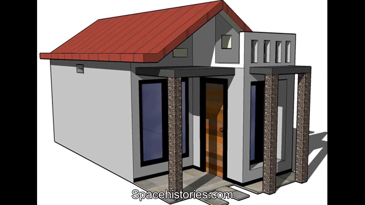 840 Gambar Desain Rumah Kecil 20 Juta Yang Bisa Anda Tiru Download