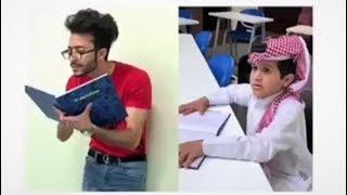 انواع الطلاب قبل الاختبار