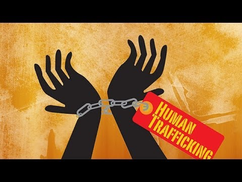 25 Painfully Disturbing Facts About Human Trafficking