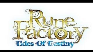 Geek Citadel Reviews - Rune Factory Tides of Destiny