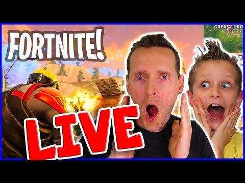FORTNITE DUOs with RonaldOMG - Live Stream
