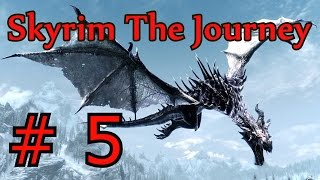 Skyrim: The Journey. Воин # 5 Спутник