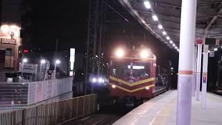 近鉄6620系MT25 定期検査出場回送