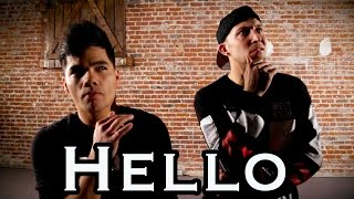 """HELLO"" - Adele Dance Video 