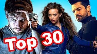 Top 30 Summer 2016 TV Shows