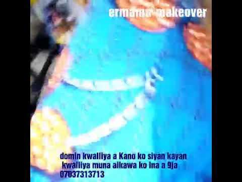 Download Shafin kwalliya Daurin dankwali Atamfa me HAWA