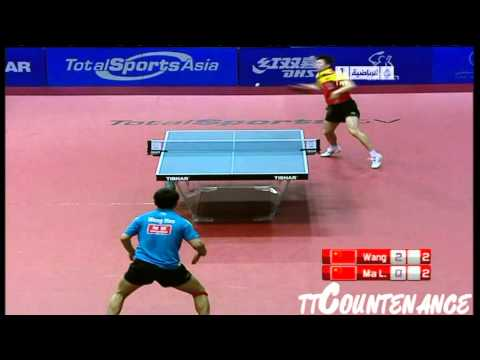 UAE Open: Wang Hao-Ma Long