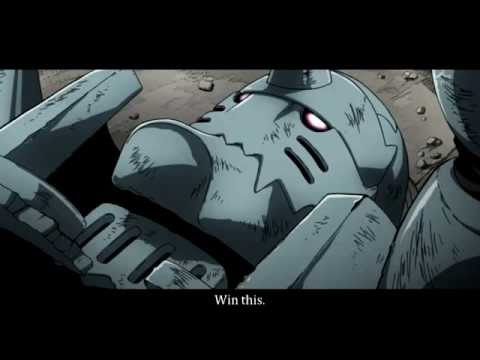 All Is One - Fullmetal Alchemist Brotherhood Trailer