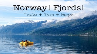 How to Visit NORWAY: Fjords - Part 2