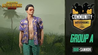 PUBG Mobile Community  Battlegrounds Duo Sanhok - Group A