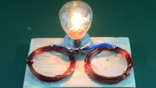 Free Energy 100% with Magnet Using coil At Home