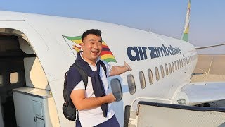 Видео Air Zimbabwe - The World's Most Dangerous Airline? от Sam Chui, Зимбабве