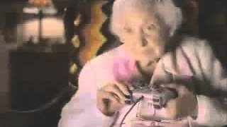 "Jet Moto 2 ""Old Lady"" (Playstation 1) - Retro Video Game Commercial"