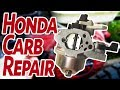 How to Rebuild a Honda GX200-GX390 Carburetor