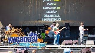 Sekerse Tehlike - Godoman @ Kuşadası Gençlik Festivali(2018)