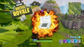 Fortnite Battle Royale - DS Chat Rooms!