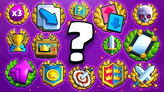 The HARDEST Challenge in Clash Royale might surprise you!?