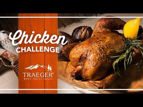 The Best Ever Chicken Challenge | Traeger Grills