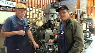 Machine Rebuilding and Scraping Class with Richard King, Part II,  Vacaville, CA April 2018