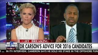 Ben Carson says next President will transform Supreme Court