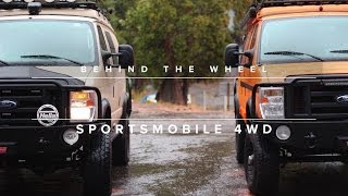 Behind the Wheel: Sportsmobile