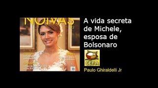 A vida secreta de Michele, mulher de Bolsonaro