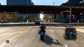 Watch Dogs PC, Ultra settings, no commentary (day)