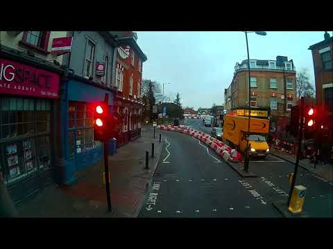 *FULL ROUTE VISUAL* London Bus Route 30: Hackney Wick - Marble Arch I DN33789 (SN13CGY)