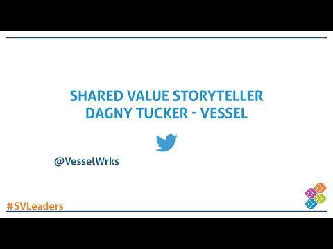 Shared Value Storyteller - Vessel