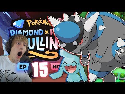 "Pokemon Diamond & Pearl Soul Link Randomized Nuzlocke W/ Astroid EP 15 - ""IM GIVING UP!!"""