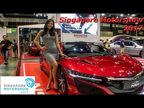 Walkaround At The 2017 Singapore Motorshow | Singapore Motorshow 2017 | SupercarsAU