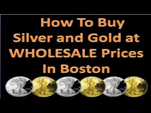 Where To Buy Silver Coins Wholesale Boston