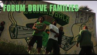 GTA 5 PC Editor- The Families- FDF- Forum Drive Families- GTA 5 Cinematic