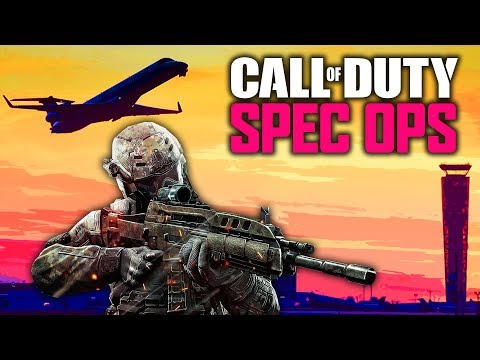 Come Fly With Me - Call Of Duty: Spec Ops