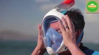 2019  Anti Fog Scuba Diving Mask