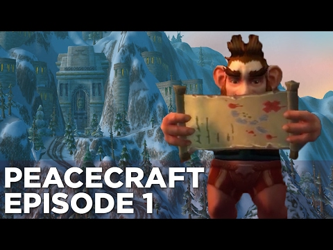 Griffin's MURDER-FREE Tour of World of Warcraft - PeaceCraft Ep. 1
