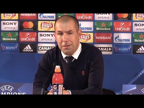 Monaco 3-1 Manchester City (Agg 6-6) - Leonardo Jardim Full Post Match Press Conference