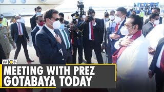 Pak PM Imran Khan visits Sri Lanka | Latest World English News | Indian airspace | India-Pakistan