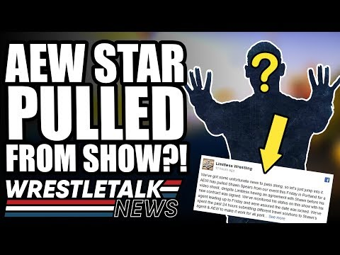 WWE Star DEBUTS In IMPACT Wrestling! AEW Star PULLED From Show? | WrestleTalk News July 2019