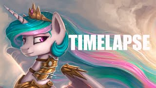 MLP In The Light Time lapse