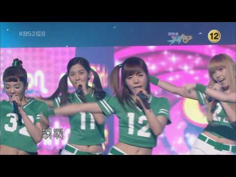 [1080p HD] SNSD - Oh! [100305]