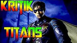 Titans Kritik / Review   Serienhit?! Oder doch ein Flop ? (Reupload)
