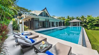 VILLA VIKASA - Phuket Luxury Villa w/ 5 Bedrooms