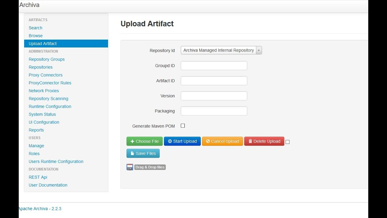 Ipgray: archiva how to download and install apache archiva in.