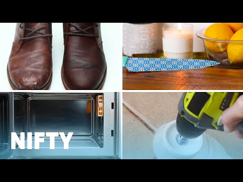 The 14 Easiest Cleaning Hacks Of 2017