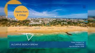 Algarve Beach Break | All Inclusive Portugal Holidays | Super Escapes