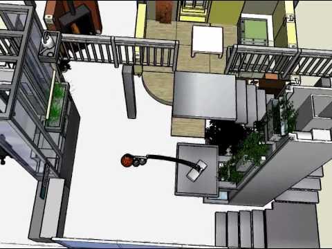 illico d co conception agence fr d ric tabary architecte d 39 int rieur decorateur designer. Black Bedroom Furniture Sets. Home Design Ideas