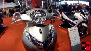 Honda SH Mode 125 CBS - Motor Bike Expo 2017