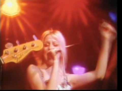 The Runaways - Cherry Bomb - Official music video